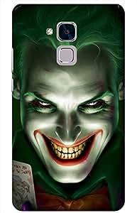 joker batman Designer Printed Back Case Cover for Huawei Honor 5C