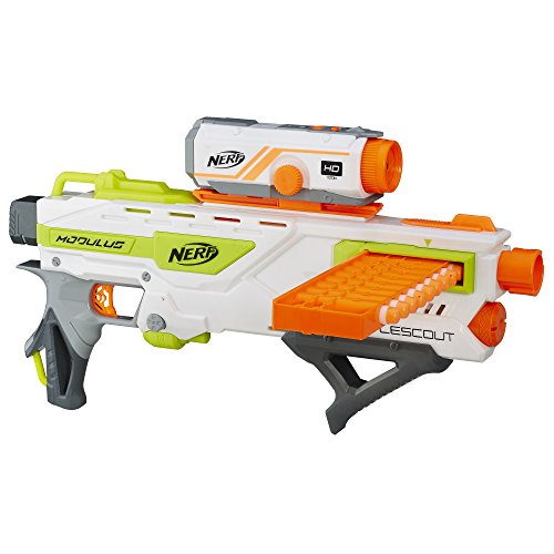N-Strike Elite Modulus BattleScout ICS-10 Blaster