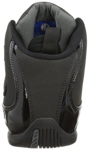 High Top HTBT002, Chaussures de sécurité homme Noir - noir