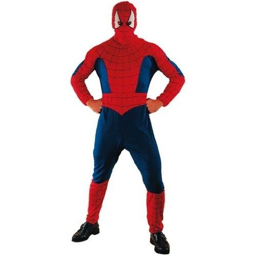 Aptafêtes cs926181/M–Costume uomo ragno–Taglia M