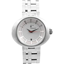 Replay RM5201BH Men's Analog Quartz Watch with Date Indicator and Silver Metal Bracelet