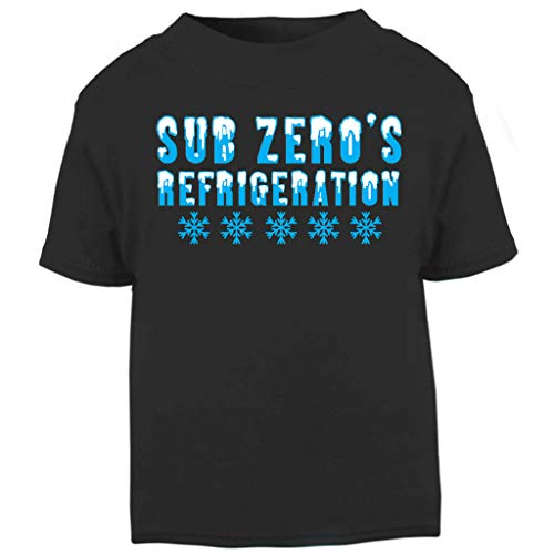Mortal Kombat Sub Zeros Refrigeration Baby and Toddler -