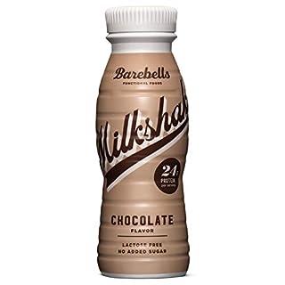 Barebells Chocolate Milkshake, 330 ml, Pack of 8