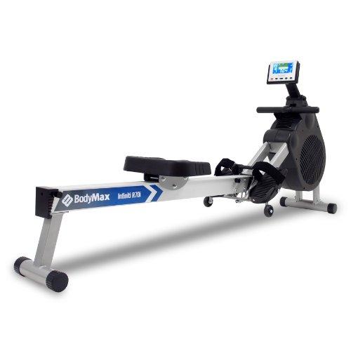 Bodymax Infiniti R70i Rowing Machine - White
