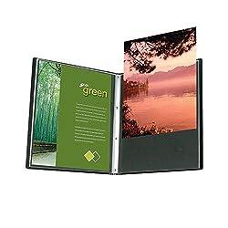 Itoya Art Profolio Advantage Sichtbuch Mit 24 Folien, Din A4