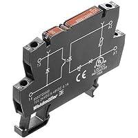 Weidmüller Optokopplerrelais TOS 24VAC/48VDC 0,1A Schaltspannung (max.): 48 V/DC 1St.