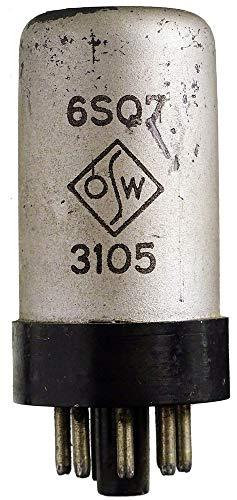 6SQ7/3105 Doppel-Diode-Triode  Eine Radioröhre von OSW Berlin  ID20020