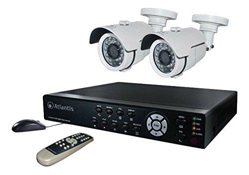 Atlantis-Land-NetCamera-System-V400-HDD-Kit-Kit-de-videovigilancia-Bala-Almbrico-Interior-exterior-Metal-HorizontalVertical-0-52