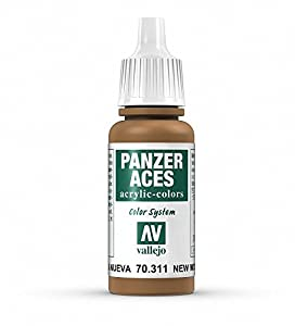 Panzer Aces 17ml - New Wood - VAL311