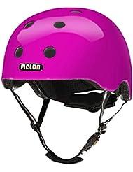Melon Helm pinkeon (pink) - Fahrradhelm, Skaterhelm, BMX Helm, Größe:XL-XXL (58-63cm)