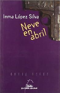 Neve en abril par Inma López Silva