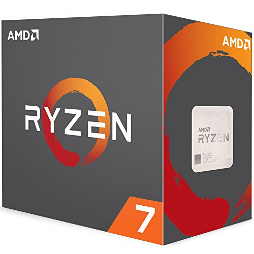 AMD RYZEN 7 1800X 16 MB 4.0GHz Octa Core AMD