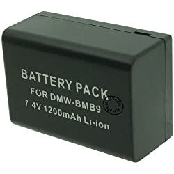 Otech Batterie Compatible pour PANASONIC LUMIX DMC-FZ72