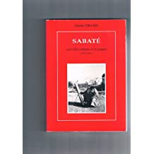 Sabaté : Guérilla Urbaine en Espagne (1945-1960)