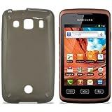 Omenex 687065 Housse en silicone pour Samsung Galaxy Xcover S5690 Transparent