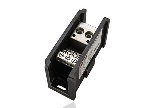 Power Distribution Block 2/0-14 AWG Primary 4-14 AWG Secondary - 1 Count by NSI Nsi Power Distribution Blocks
