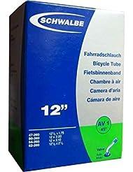 Schwalbe AV1 - 45 degree 12 1/2 x 2 1/4'' - Schrader by Schwalbe