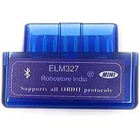Android Torque ELM 327 2.1v OBD2 car diagnostic tool for 2010+ cars with Warranty (Bluetooth ELM 2.1)