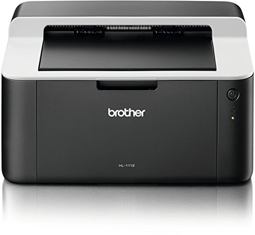 Cheapest Brother HL-1112 Compact Mono Laser Printer (Brother Printer + OEM Ink Bundle) Special