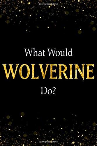 Do?: Wolverine Designer Notebook ()