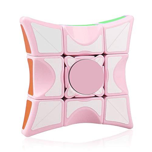 DAM. DMAB0085C56 Spinner Cubo Rubik, Anti-Estrés Y Relajante. Ideal para...