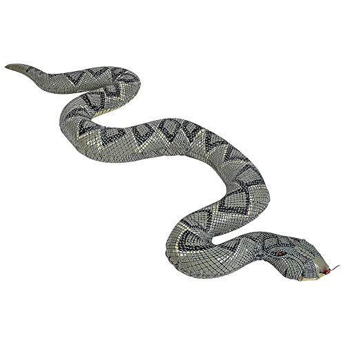 firlar Aufblasbare Schlangen Scary Snake Garten Bauernhof Rasen Pool Halloween Party Dekoration Streich Requisiten
