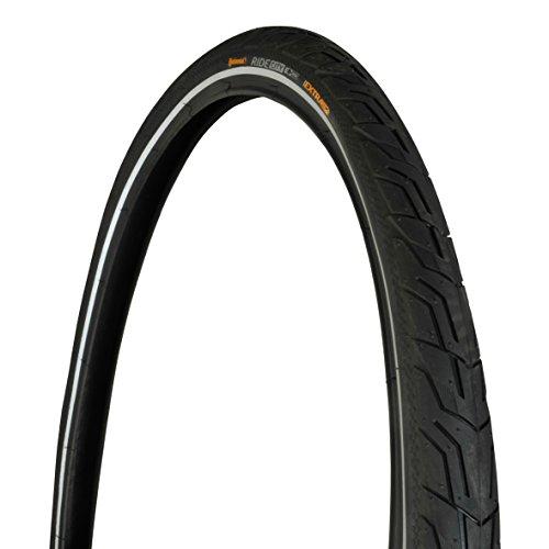 Continental Fahrradreifen Drahtreifen City Ride II, schwarz, One size