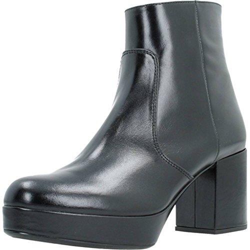 UNISA Bottines - Boots, Couleur Noir, Marque, Modã¨Le Bottines - Boots NAGUNA NE Noir