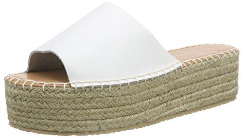Marc O'PoloEspandrilles Sandal - Espadrillas Donna , Bianco (bianco (White 100)), 38