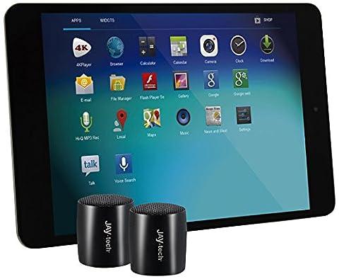 Jaytech PA791S 20,1 cm (7,9'') Tablette Tactile mit Sound Bundle (Intel Core 2-Quad A7, 1,2GHz, 8Go RAM, 32Go HDD, Android Ecran tactile) Noir (Import Europe)