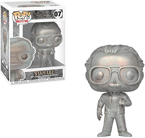 Pop Stan Lee Patina Vinyl Figure