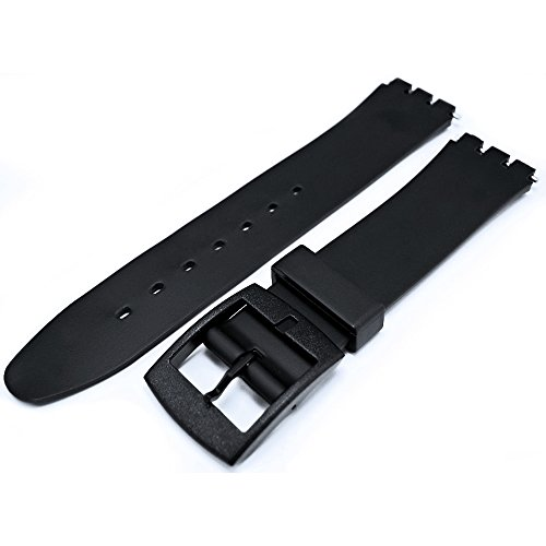 swatch-style-black-resin-rubber-watch-strap-band-17mm