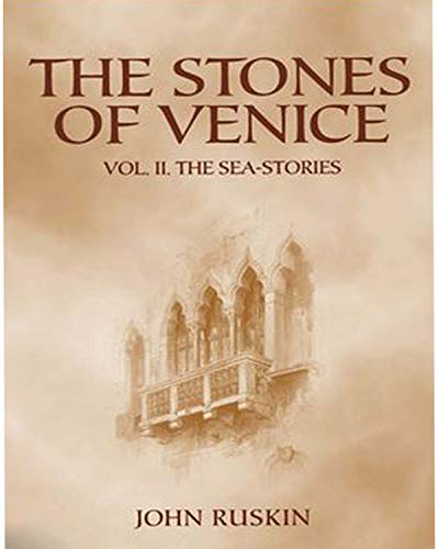 the stones of venice (English Edition)