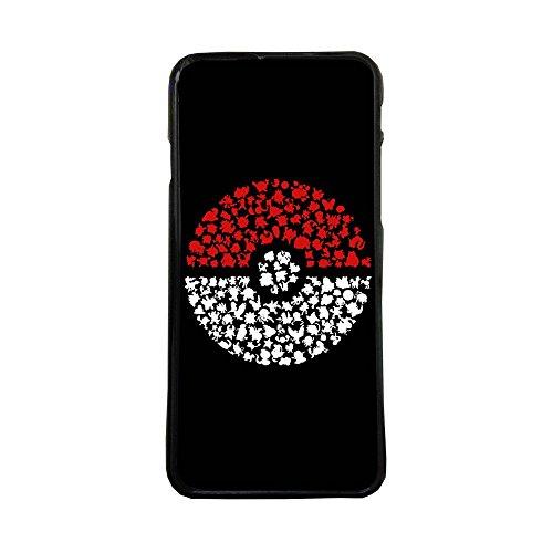 Carcasas de movil funda tpu compatible con Huawei P20 Pro pokemon go escudo