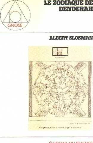 Le zodiaque de Dendérah par Albert Slosman