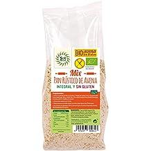 Sol Natural Mix para Hacer Pan, sin Gluten - Paquete de 6 x 500 gr