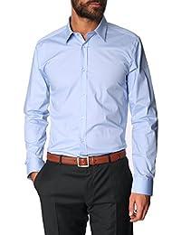 Hugo Boss Elisha T-shirt couleur bleu clair 459