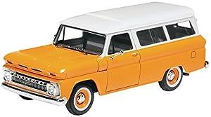 Revell-1966 Chevy Suburban,Escala 1:25 Kit de Modelos de plástico, (14409)