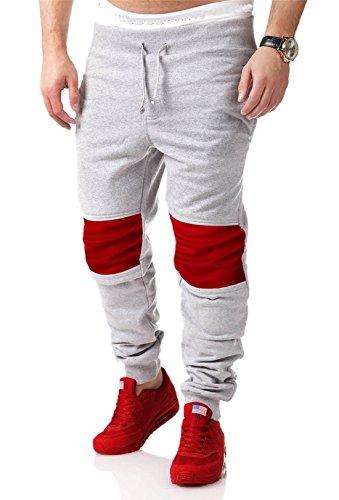mens-summer-active-wear-pants-loose-open-bottomlight-greyl
