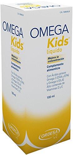 Ordesa Omegakids Liquido - 100 ml