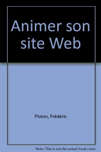 Animer son site Web
