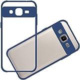 193222040 Samsung Galaxy J2 2016 Vorson Auto Focus Style Transparent Back Cover -  Blue. Rs.268