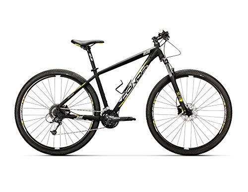 """Conor 8500 29\"""" Bicicleta Ciclismo Unisex Adulto, Amarillo, X ml"""