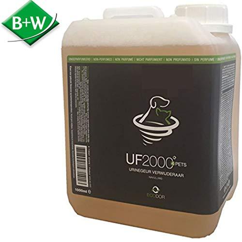 RESORBB 2,5 Liter + 0,5 Liter Leere Flasche EIN geruchsneutraler, effizienter Haustierurin-Geruchsentferner, der Urin wirksam den Kampf ansagt. Rein vegan und ohne Tierversuche hergestellt.