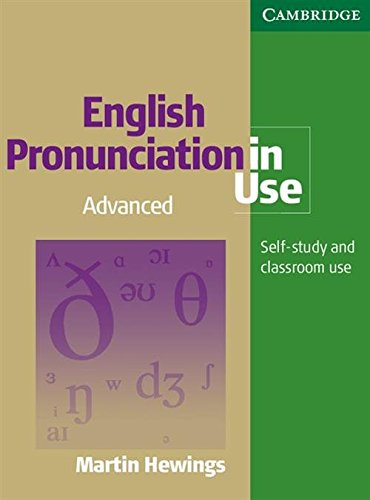 English Pronunciation in Use Advanced with Answers and Audio CDs (4)