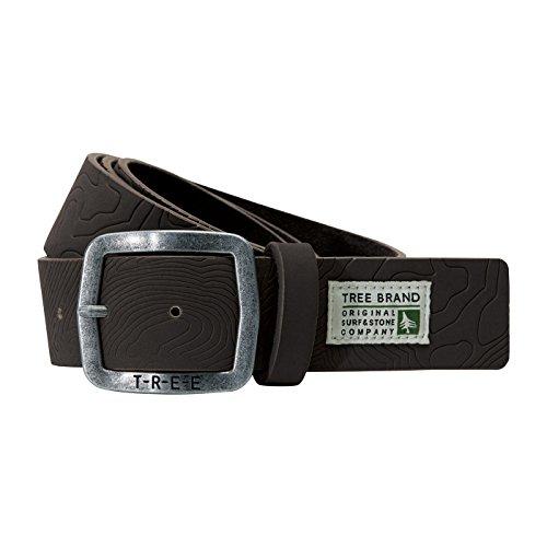 Pathfinder Belt (34-38, black) (Leather Woven Belt Black)
