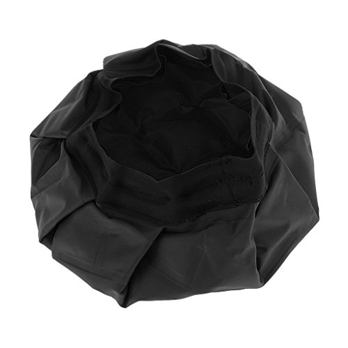 Segolike Hot Oil Heating Gel Spa Cap Steamer Nourishing Hair Thermal Treatment Hat Black  available at amazon for Rs.1180