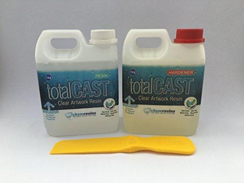 art-in-resina-totalcast-kit-in-resina-trasparente-in-resina-per-quadri-incl-resina-e-indurente-e-oma