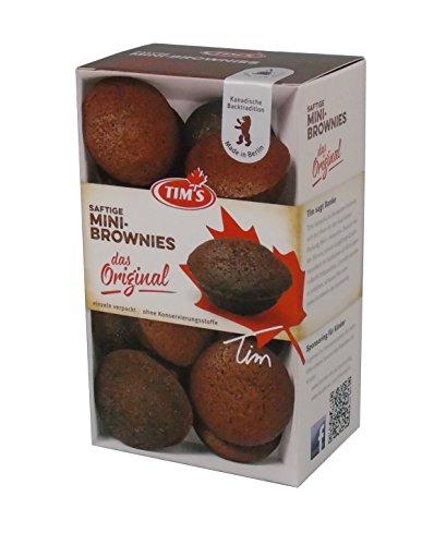 Tims Mini Brownies Das Original Kakao Schokolade 200 g Schokolade Kanada