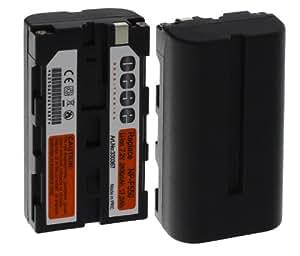 Batterie Originale Sony NP-F550 Oege 7.2V 2400mAh
